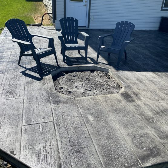 Patio and Fire Pit – General Contractor