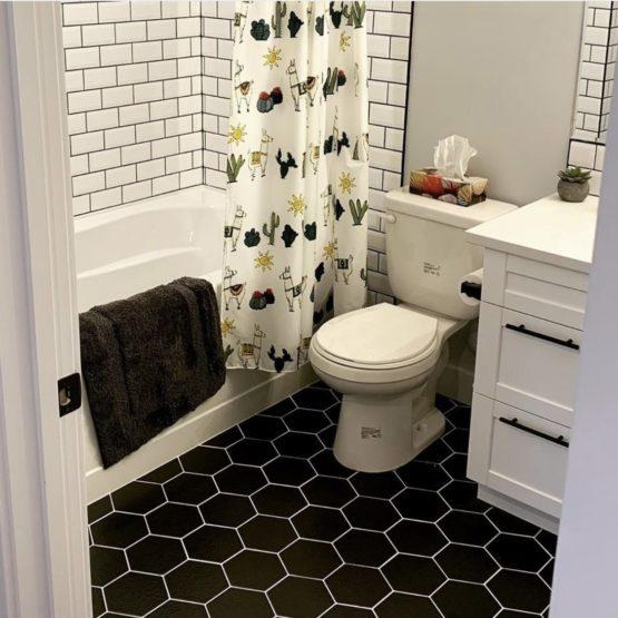 Basement Bathroom – General Contractor