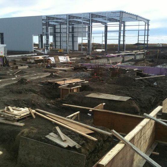 ATCO Electric Regional Facility – Concrete Subcontractor