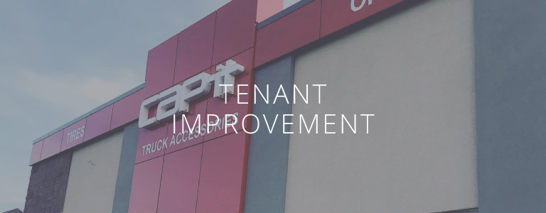 Contact JMS to learn more about our tenant improvement capabilities.