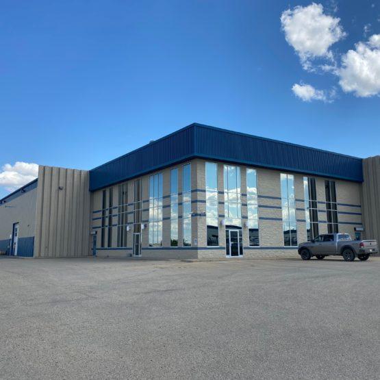 8301 Clairmont Building – Concrete Contractor