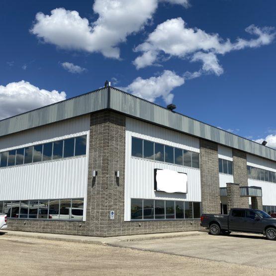 10414 Clairmont Building – Concrete Contractor