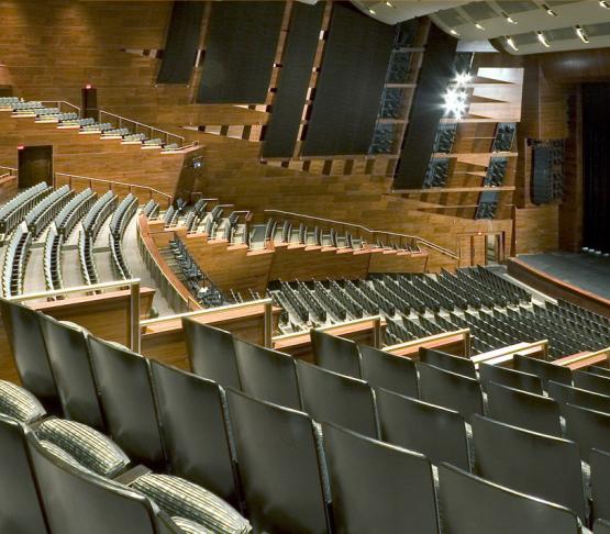 GPRC Douglas J Cardinal Theater – General Contractor
