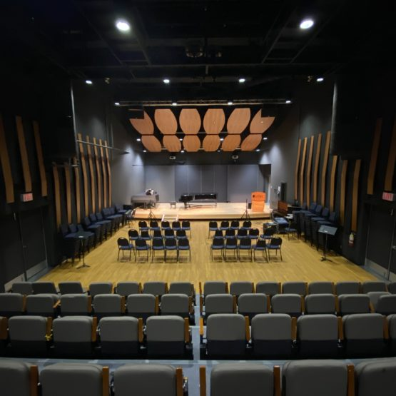 GPRC Music Hall – General Contractor
