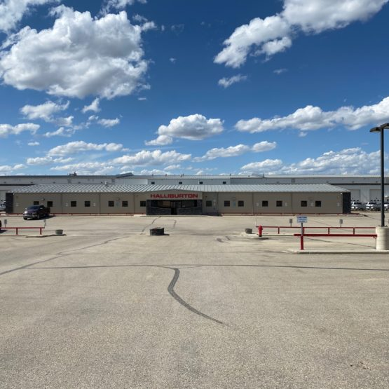 Halliburton – Concrete Contractor