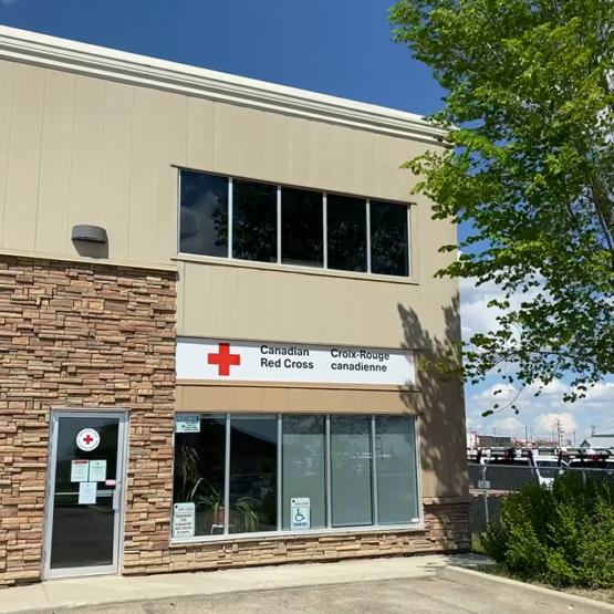 Red Cross – General Contractor